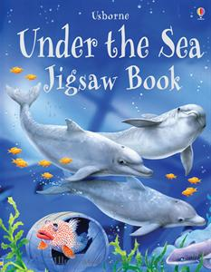 Under the Sea Jigsaw Book