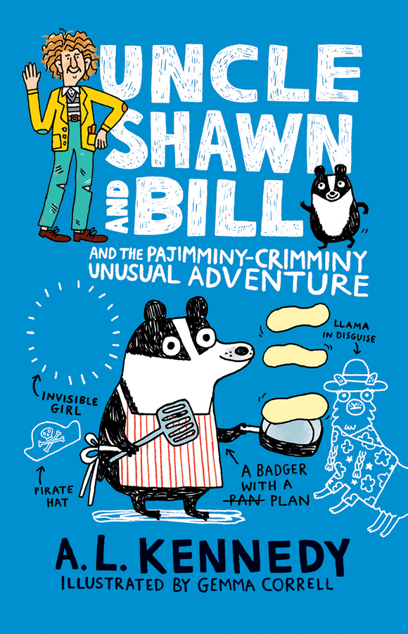 Uncle Shawn and Bill and the Pajimminy-Crimminy Unusual Adventure (Book 2)