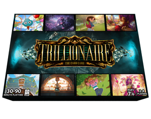 Trillionaire: The Card Game (4-player)