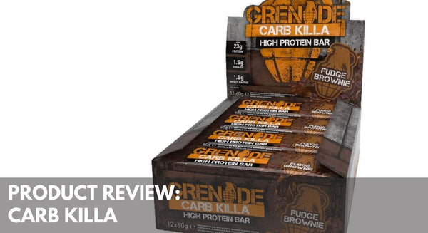 Product Review: Grenade Carb Killa
