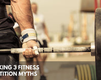 De-Bunking 3 Fitness Competition Myths