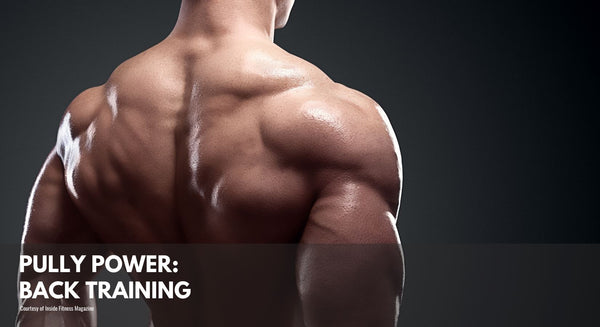 Pully Power: Back Training