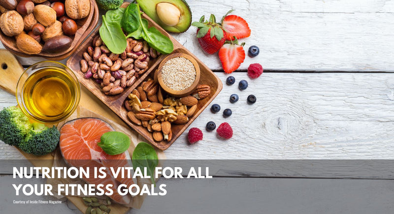 Nutrition is Vital for All Your Fitness Goals