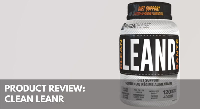 Product Review: Nutraphase Clean Leanr