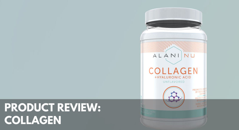 Product Review: Alani Nu Collagen