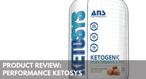 Product Review: ANS Performance Ketosys