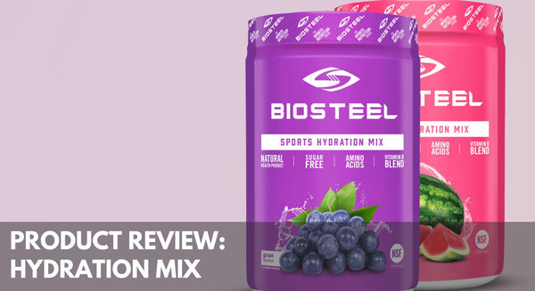 Product Alert: BioSteel Hydration Mix