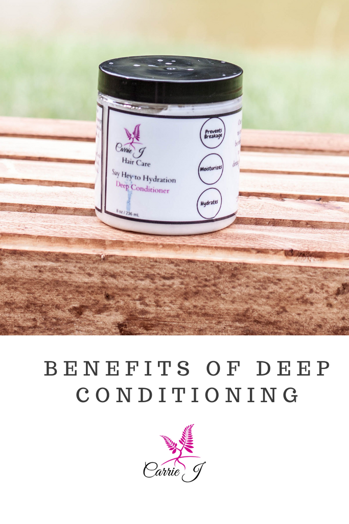 Benefits of Deep Conditioning
