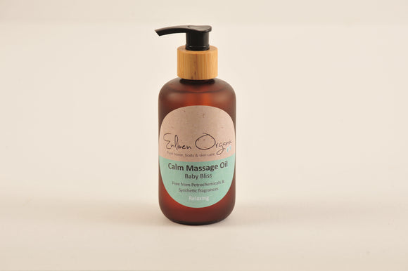 Baby Bliss – Calm Massage Oil⎟250ml