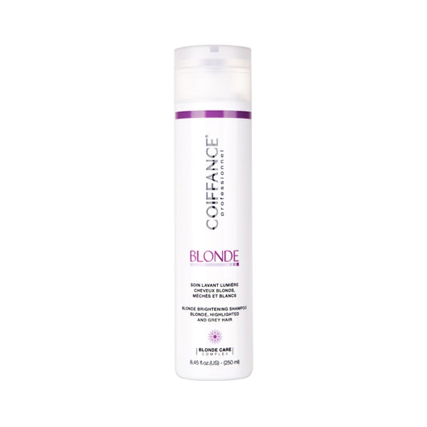 blonde brightening shampoo