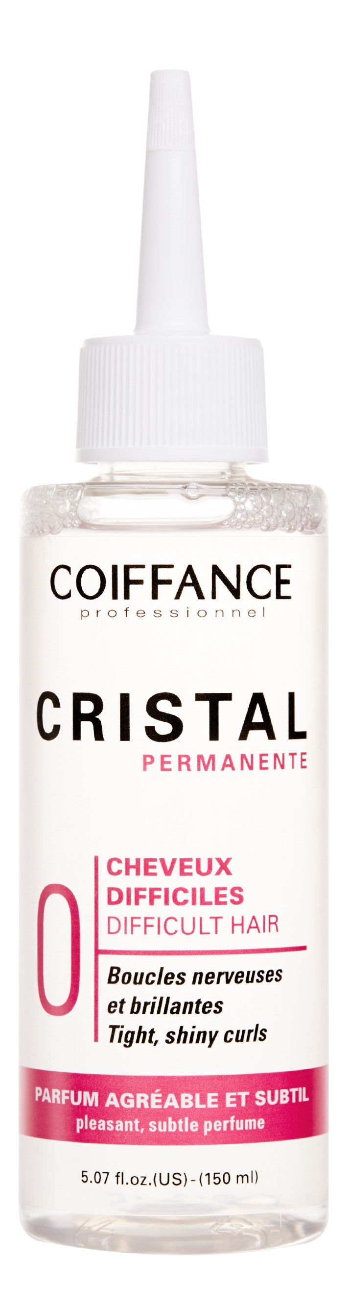 Coiffance -  Cristal Perm force 0 -  resistant hair 150ML