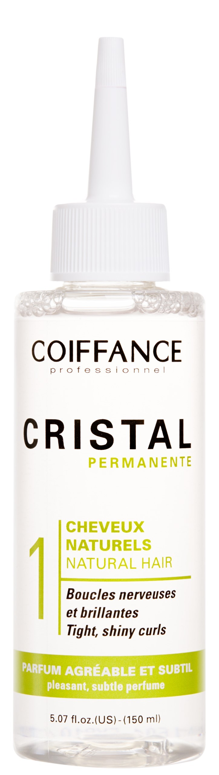 Coiffance -  Cristal Perm force 1 -  natural hair 150ML