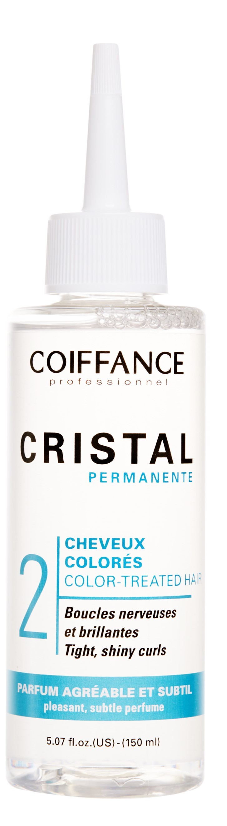 Coiffance Cristal Perm Force 2 Color Treated Hair 150ml Gf