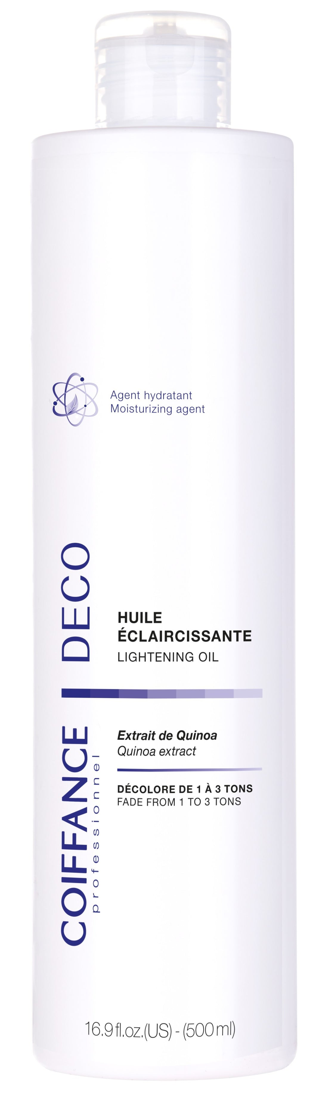 Coiffance -  deco lightening oil - 500ML