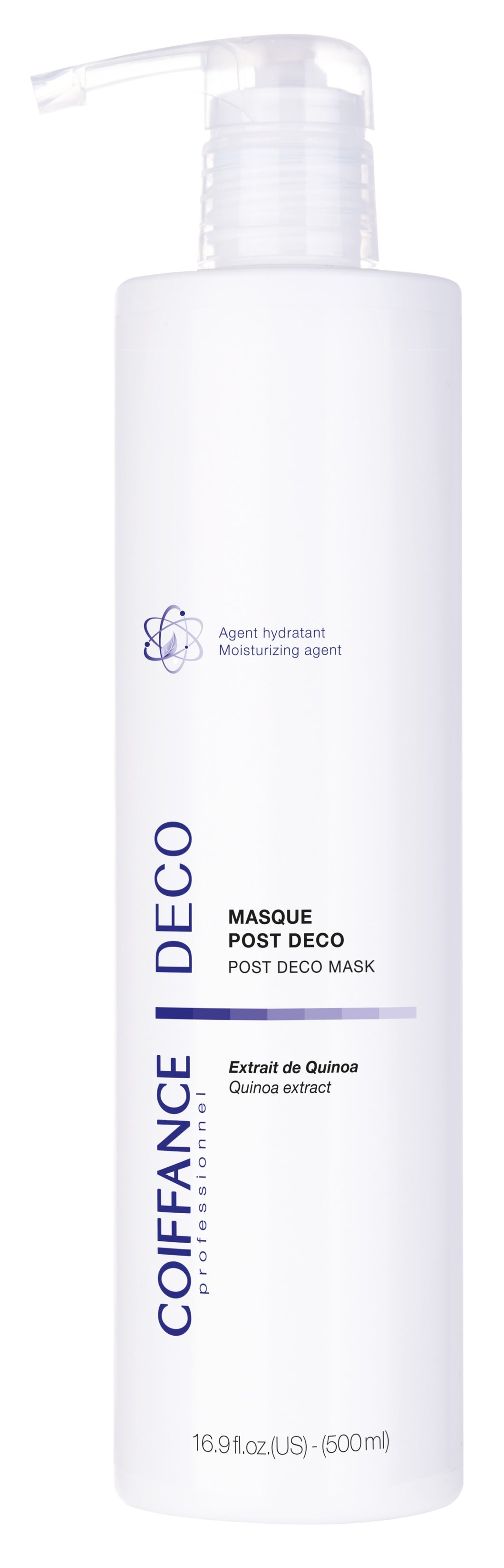 Coiffance -  deco post deco mask - 500ML