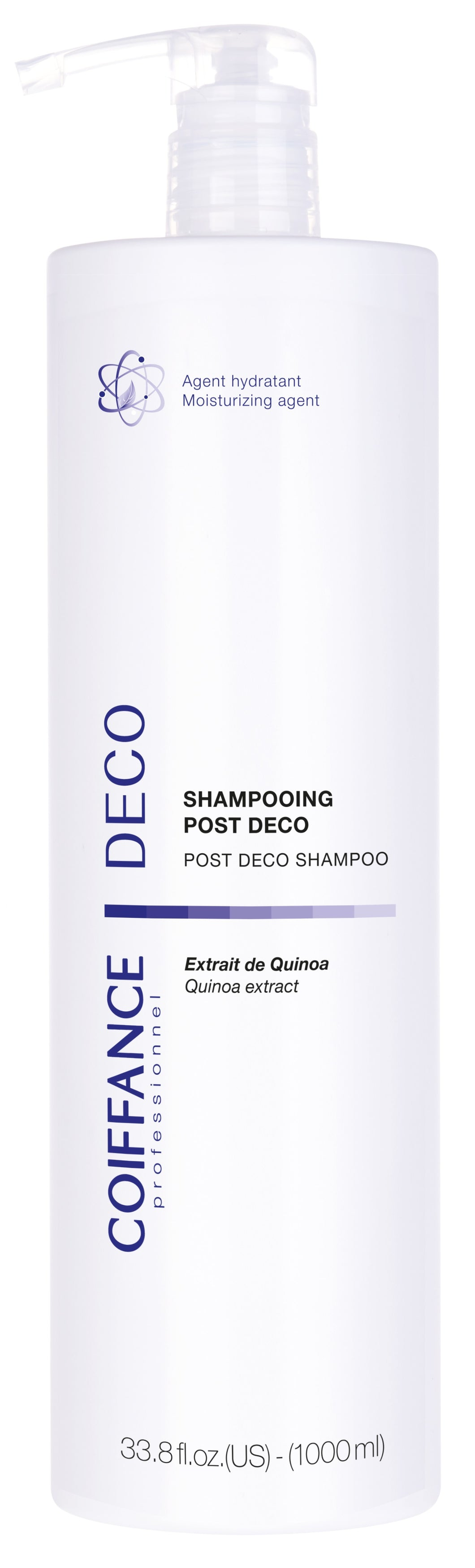 Coiffance -  deco post deco shampoo - 1000ML