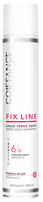 fix line - super hold finishing spray