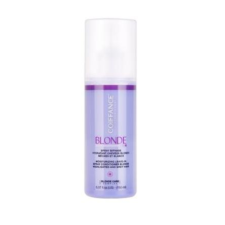 blonde moisturizing leave in spray