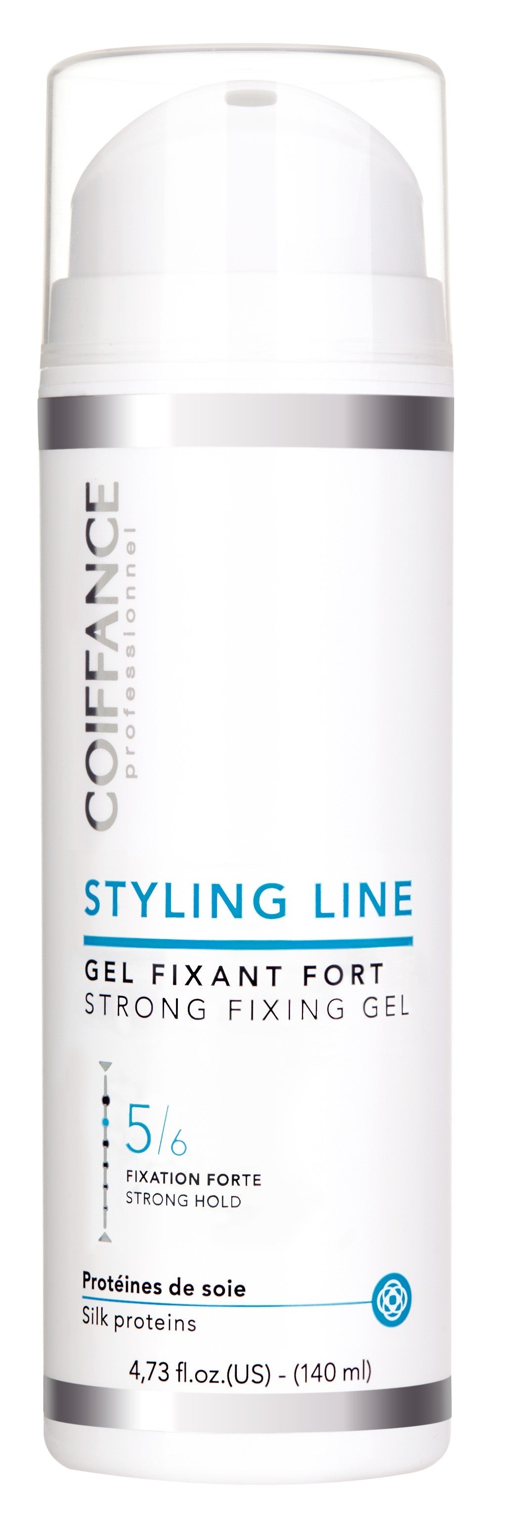 styling line - strong fixing gel