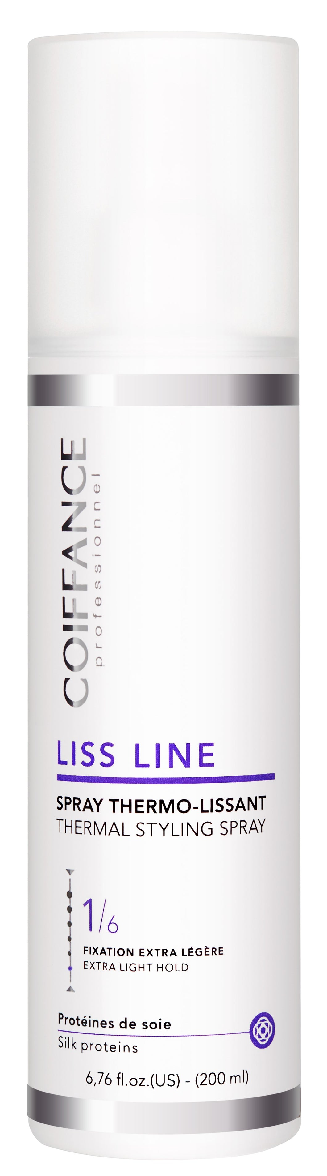 liss line - thermal styling spray