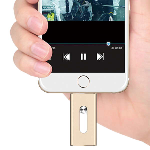 iOS Flash USB Drive for iPhone & iPad