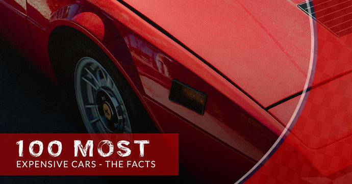 100 Most Expensive Cars - The Facts