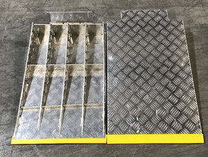 "36"" Aluminum Approach Ramps"