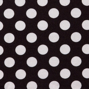 Black & White Dots Skort