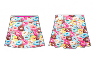 Run For Donuts Skort