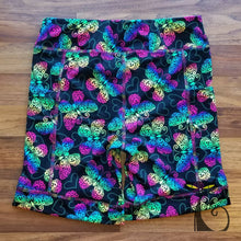 Rainbow Butterfly Shorts