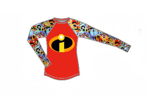 Something Incredible Long Sleeve Raglan