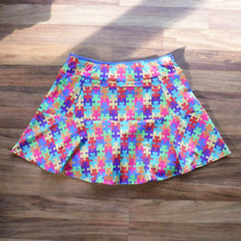 Autism Awareness Skort
