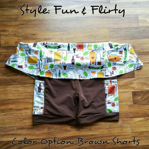 Craft Beer Skort