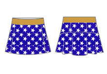 Wonder Woman Theme Shorts