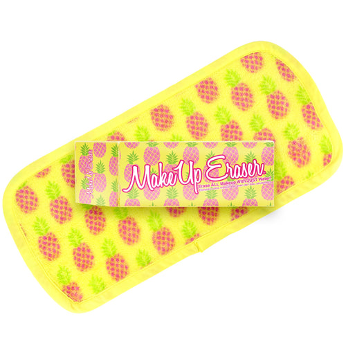 The MakeUp Eraser Pineapple Print
