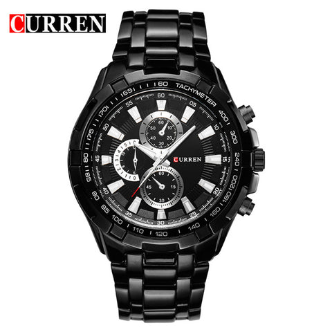 Analog Military Style Waterproof Watch - eStarkShop Buy electronics, fashion apparel, collectibles, sporting goods, and everything else on eStarkShop, the world's online marketplace.