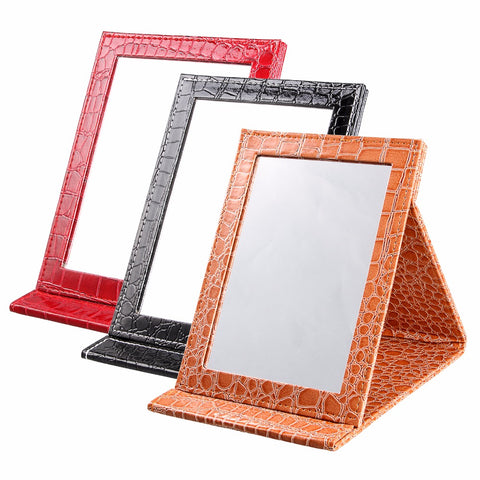 Alligator Pattern Portable Foldable Makeup Mirror - eStarkShop Buy electronics, fashion apparel, collectibles, sporting goods, and everything else on eStarkShop, the world's online marketplace.