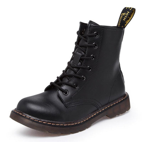 Genuine Leather Martin Boots - eStarkShop Buy electronics, fashion apparel, collectibles, sporting goods, and everything else on eStarkShop, the world's online marketplace.