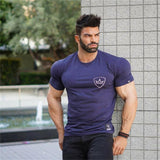 Summer Casual Fitness T-shirt - eStarkShop Buy electronics, fashion apparel, collectibles, sporting goods, and everything else on eStarkShop, the world's online marketplace.