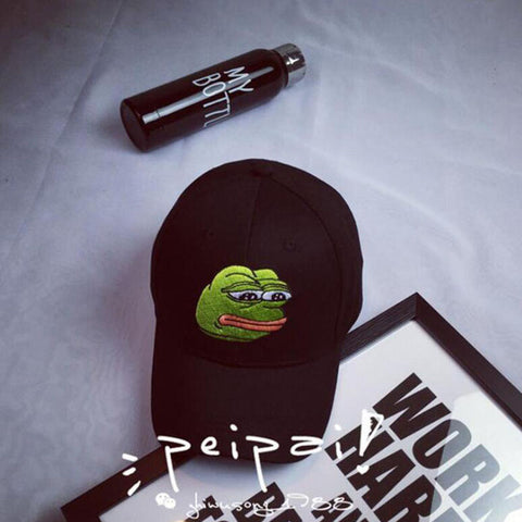 Sad Kermit & Pepe Caps - eStarkShop Buy electronics, fashion apparel, collectibles, sporting goods, and everything else on eStarkShop, the world's online marketplace.