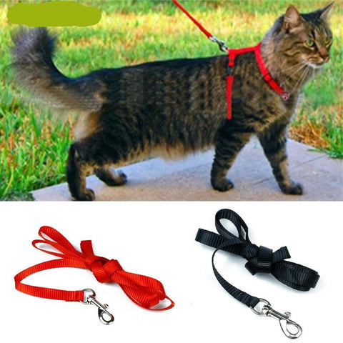 Small Dog Cat Harness and Lead Leash set - eStarkShop Buy electronics, fashion apparel, collectibles, sporting goods, and everything else on eStarkShop, the world's online marketplace.