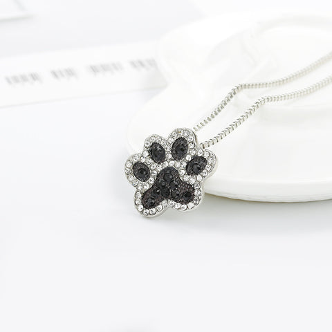 Cute Paw Shaped Necklace - eStarkShop Buy electronics, fashion apparel, collectibles, sporting goods, and everything else on eStarkShop, the world's online marketplace.