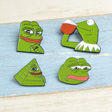 Pepe Kermit Illuminati Pin Badges - eStarkShop Buy electronics, fashion apparel, collectibles, sporting goods, and everything else on eStarkShop, the world's online marketplace.