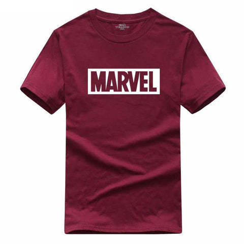 New MARVEL Short Sleeve T-shirt - eStarkShop Buy electronics, fashion apparel, collectibles, sporting goods, and everything else on eStarkShop, the world's online marketplace.
