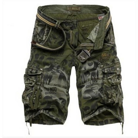 Camouflage Army  Shorts Plus Size 29-42 - eStarkShop Buy electronics, fashion apparel, collectibles, sporting goods, and everything else on eStarkShop, the world's online marketplace.