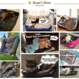 S - XXXL Cat and Dog Comfy Plush Beds - eStarkShop Buy electronics, fashion apparel, collectibles, sporting goods, and everything else on eStarkShop, the world's online marketplace.