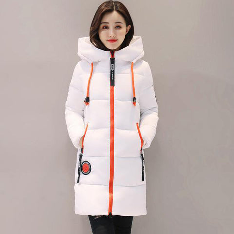Winter Hooded Padded Snow Jacket - eStarkShop Buy electronics, fashion apparel, collectibles, sporting goods, and everything else on eStarkShop, the world's online marketplace.