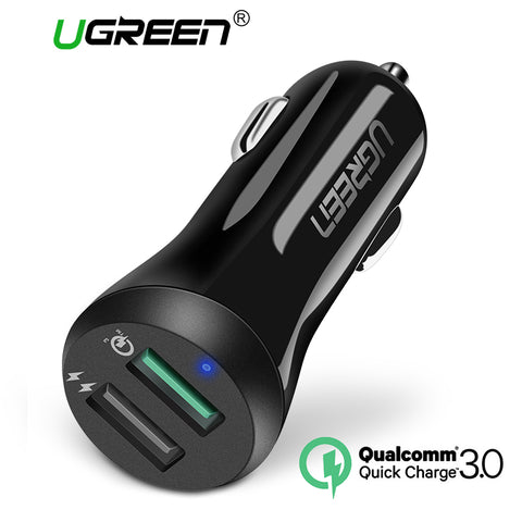 Ugreen Universal Car USB Quick Charger - eStarkShop Buy electronics, fashion apparel, collectibles, sporting goods, and everything else on eStarkShop, the world's online marketplace.