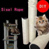 Sisal Rope Cat Climbing Scratching Post - eStarkShop Buy electronics, fashion apparel, collectibles, sporting goods, and everything else on eStarkShop, the world's online marketplace.