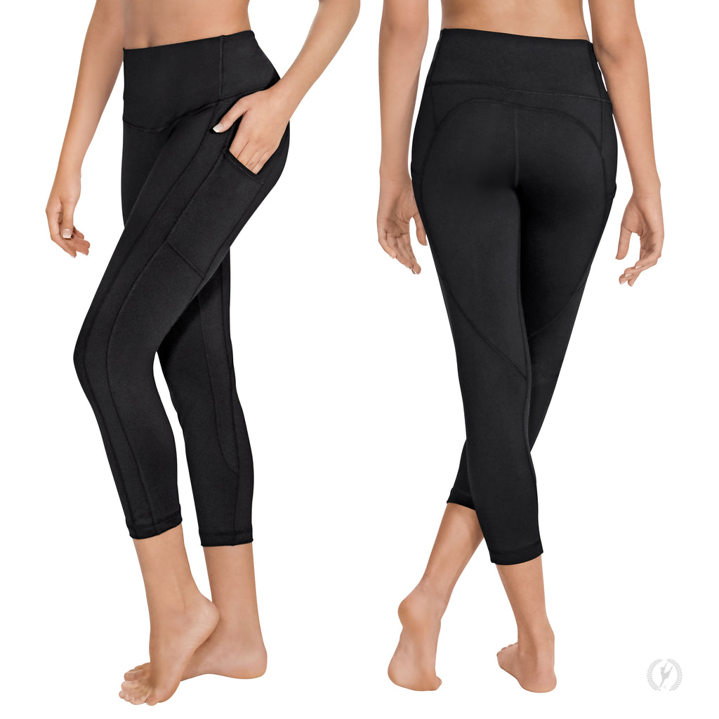 Eurotard Tactel 7/8 Leggings